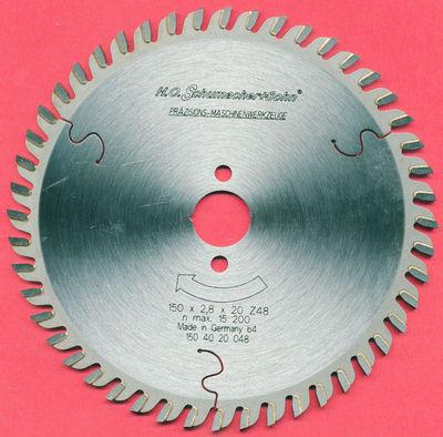 42 Zähne Sägeblatt Kreis Säge Blatt Pro NEU Kreissägeblatt CV Ø 700 x 32mm