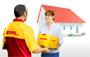 Lieferung mit der Deutschen Post DHL