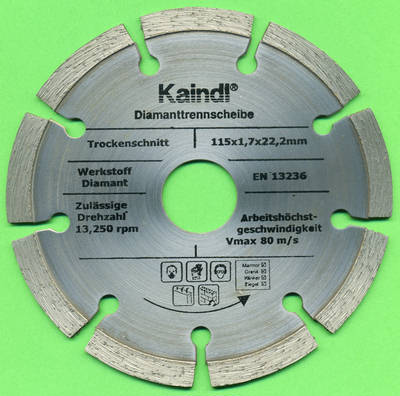 Schön rictools Innovative Werkzeuge : Werkzeuge : Diamant-Trennscheiben  DZ18