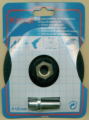 20 Schleif Scheiben K 60 f Schleifteller Set 150mm Klett Bohrmaschine Flex