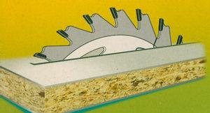 innovative feuerfeste spanplatten mit holzoberfläche von ...