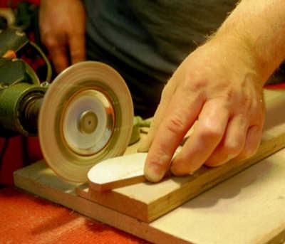 Rictools innovative werkzeuge werkzeuge kaindl diamant sichtschleifscheibe - Fliesen kanten schleifen ...